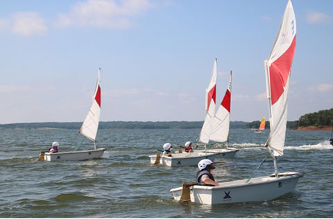 Vanguard Prams, 6 Boats, 2005 sailboat