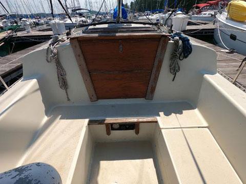 Watkins 29, 1985 sailboat