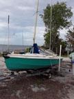 1971 Wayfarer 16 sailboat