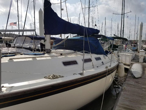 Westerly Falcon, 1986 sailboat