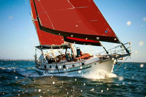 Westsail 43 ft., 1976 sailboat