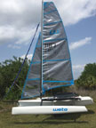 2018 Weta Trimaran sailboat