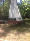 1968 Windmill sailboat
