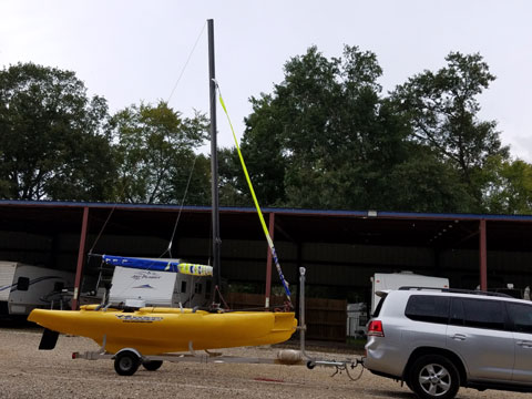 Windrider 17 Trimaran, 2015 sailboat