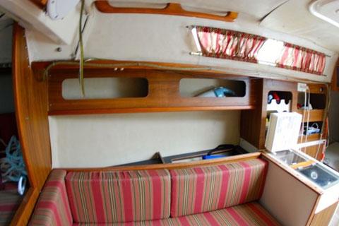 Yamaha 24, 1978 sailboat