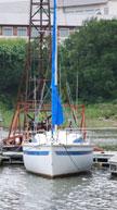 1978 Yamaha 24 sailboat