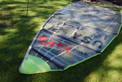 49er skiff, 1998 sailboat