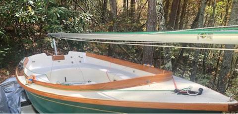 Bauer 12, 1999, Bryson City, North Carolina sailboat