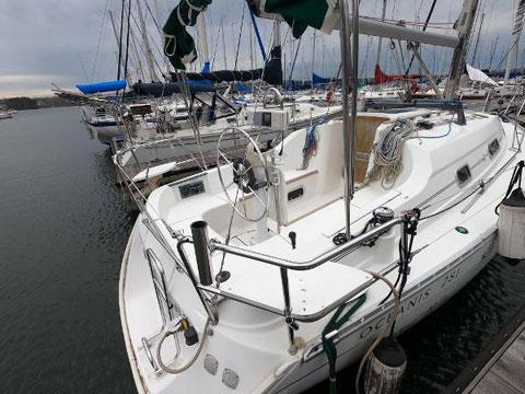 Beneteau Oceanis 281, 1997 sailboat
