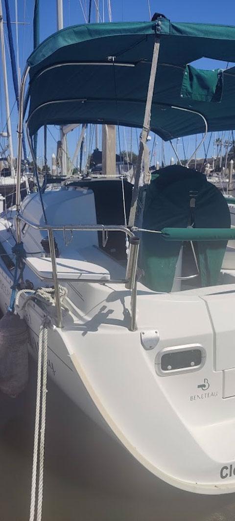 Beneteau Oceanis 281, 1996 sailboat