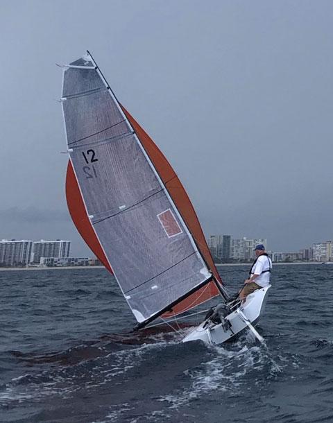 Bethwaite Skud Universal Skiff /Sportboat 18' MK 2, 2014 sailboat