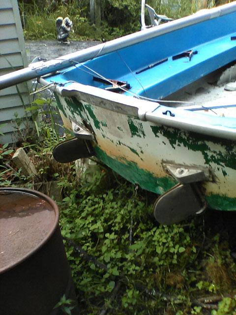 Bock 14', 1974 sailboat