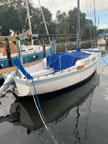 1965 Cal 25 sailboat
