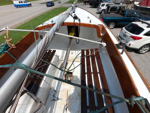 Cape Dory Typhoon, 18.5 ft. 1982 sailboat