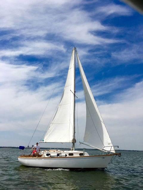 Cape Dory 28 Sloop, 1987 sailboat