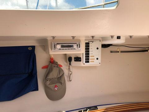 Capri 22 MKII, 2005 sailboat