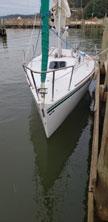 1986 Captiva 24 sailboat