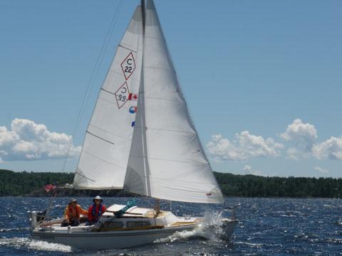 Catalina 22, 1974 sailboat