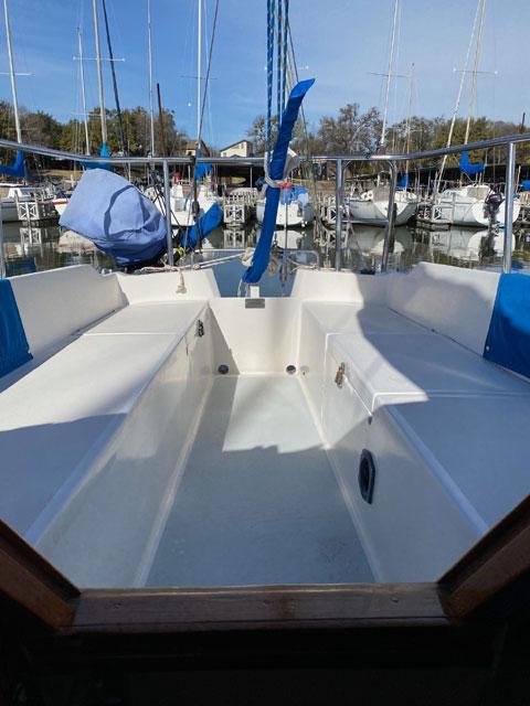 Catalina 25 1987 sailboat