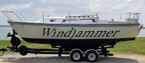 Catalina 25, 1977, Oak Point, Texas sailboat