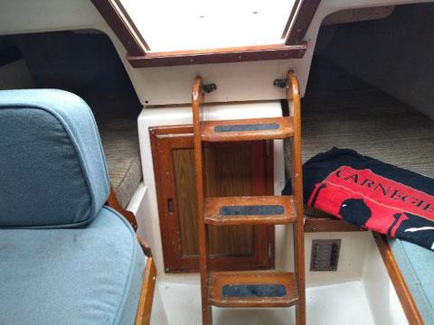 Catalina 27, 1973 sailboat