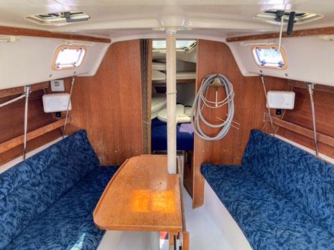 Catalina 28 MkII, 1997 sailboat
