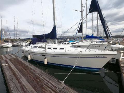 Catalina 380, 1999 sailboat