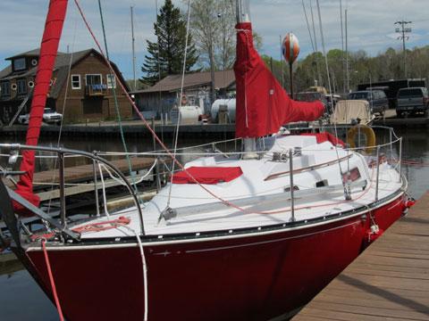 C&C 30, 1974 sailboat