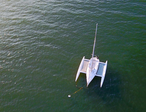 Corsair Sprint 750 Trimaran, 2008 sailboat