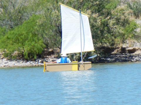 Custom Bolger 7, 2015 sailboat