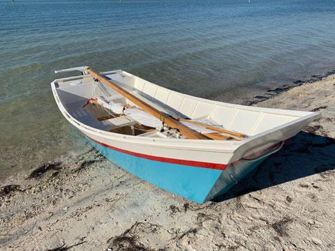 Custom built sailboat, 2020 sailboat