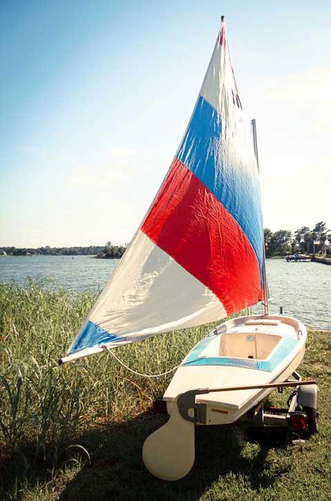 Dolphin Senior, 1991 sailboat