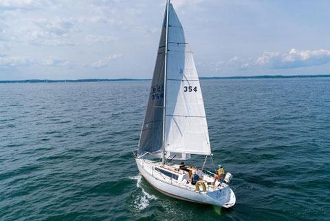 Elan 31S, 1985 sailboat