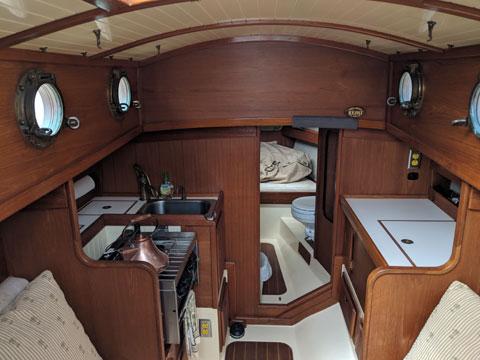 Falmouth Cutter 22, 1997 sailboat