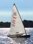 Finn 14 sailboat