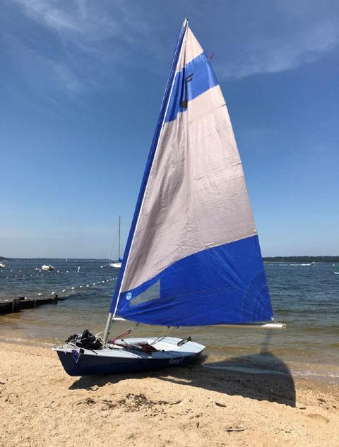 Force 5, 2009, Huntington, New York sailboat