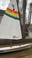 1983 Force 5 sailboat