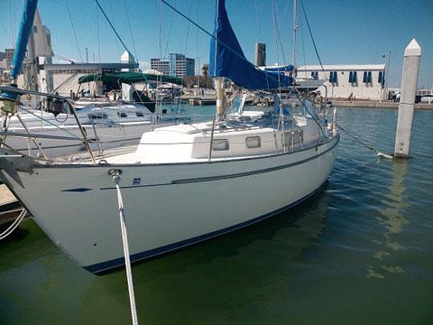 Hallberg-Rassy Rasmus 35, 1974 sailboat
