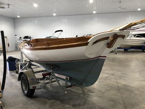 Herreshoff 12 1/2, 2019 sailboat