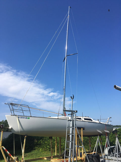 Hobie 33, 1985 sailboat