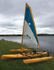 2012 Hobie Island kayak