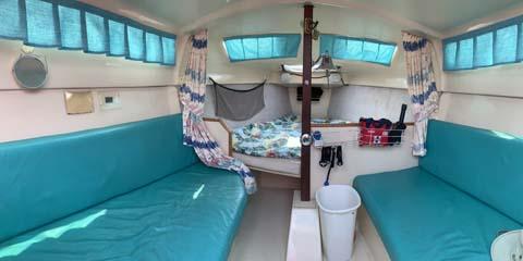 Hunter 23.5, 1993 sailboat