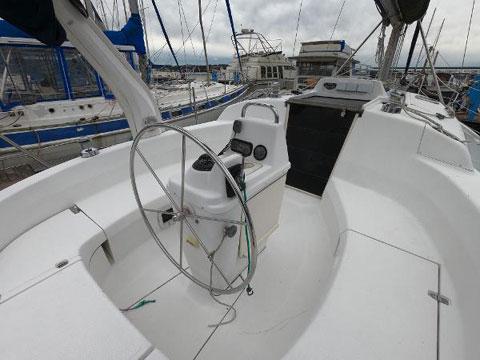 Hunter 340, 1998 sailboat