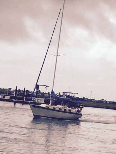 Irwin 34 Citation, 1983 sailboat
