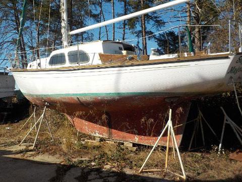 Islander 29, 1966 sailboat
