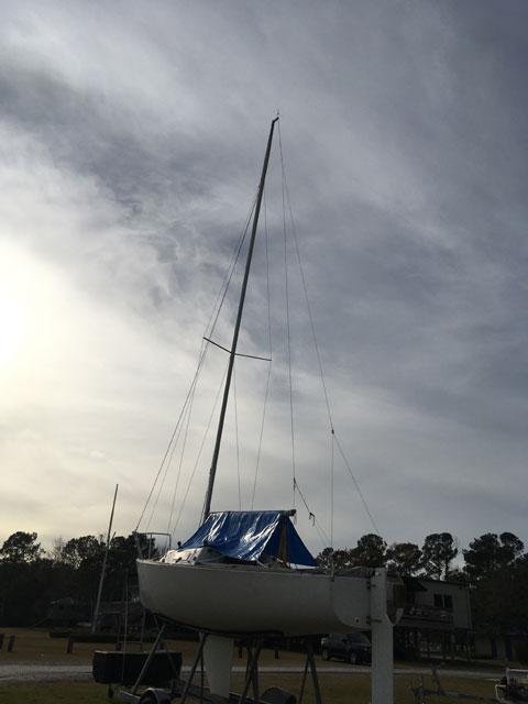 J-22, 1988 sailboat