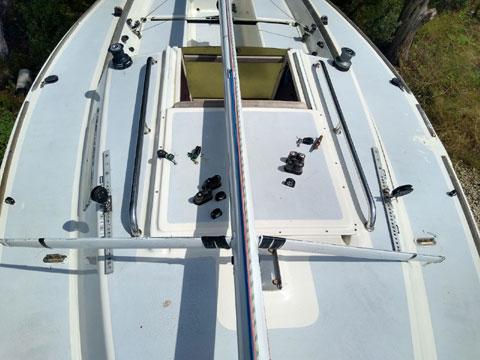 J22, 1984 sailboat