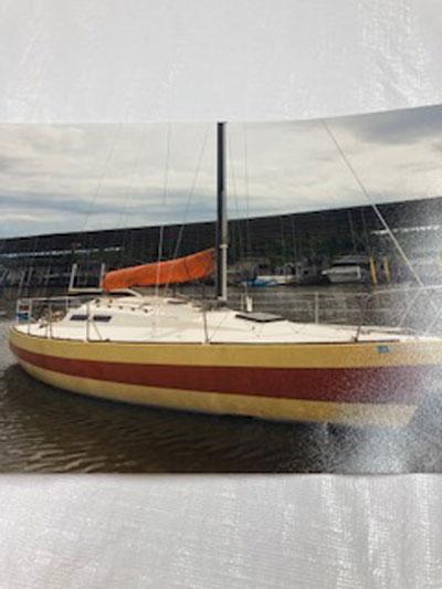 J30, 1980 sailboat