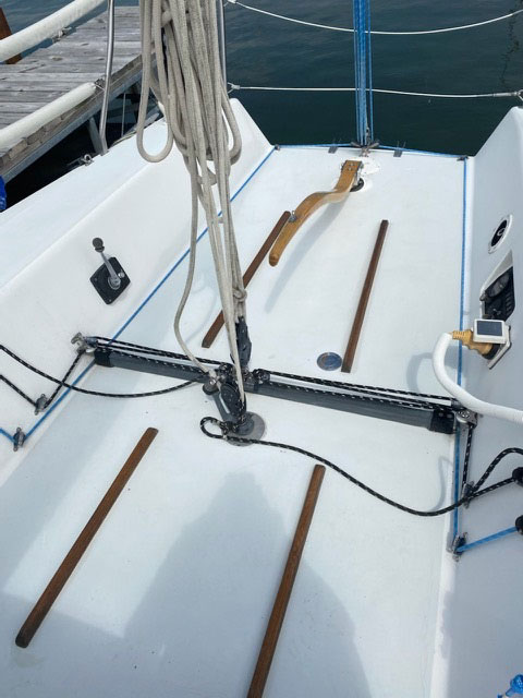 J-92, 1994 sailboat