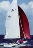 Johnson 18, 1996 sailboat